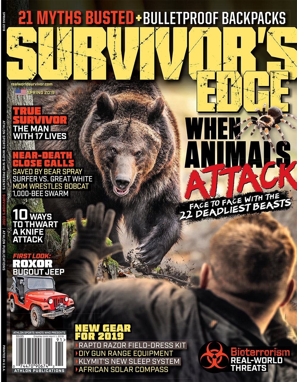 Survivor's Edge Magazine Spring 2019